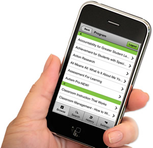 mobile-professional-development Free CPD